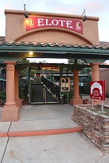 Elote Cafe in Sedona, AZ...Best mexican restaurant bar none!