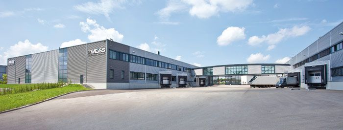 LEONHARD WEISS: Industrial and logistics buildings