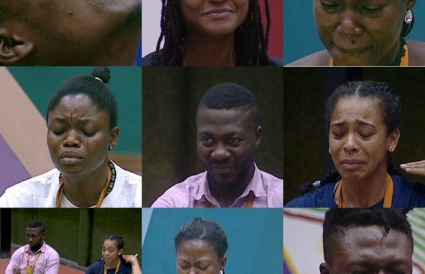 Big Brother Naija: Housemates receive family members 'in freeze mode' -  Click link to view & comment:  http://www.naijavideonet.com/big-brother-naija-housemates-receive-family-members-in-freeze-mode/