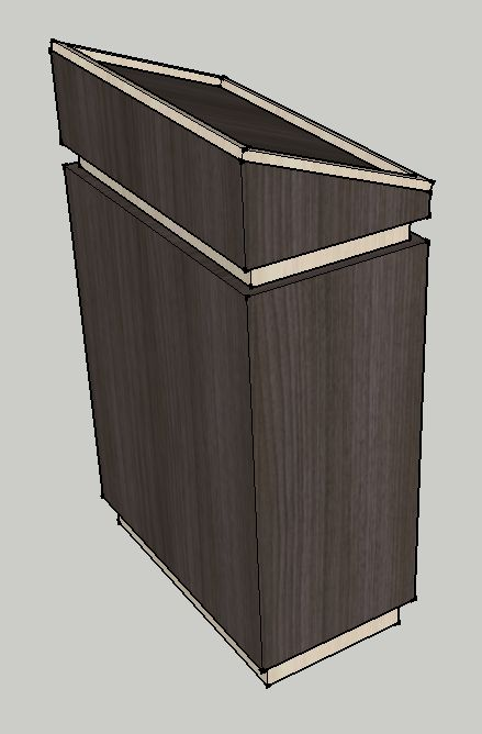 all of our pulpits are commercial quality full wood designs with 2 laminate color choices all of our church pulpit