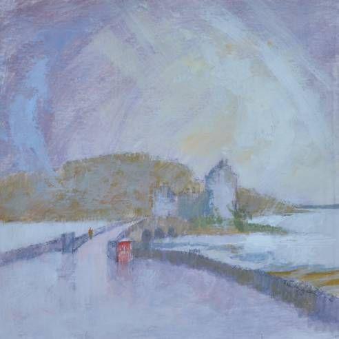 Rational Expressions | Eilean Donan Castle by Terry McKivragan