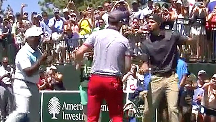 """Stephen Curry & Justin Timberlake Do """"The Carlton"""" Dance with Alfonso Ri..."""