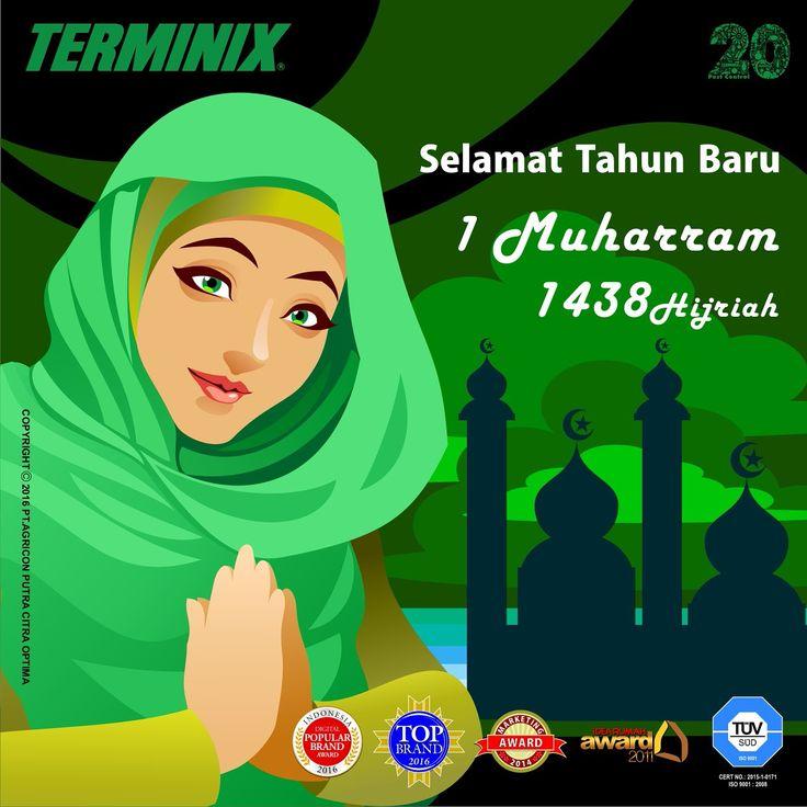 Tahun Baru 1 Muharram 1438 Hijriah