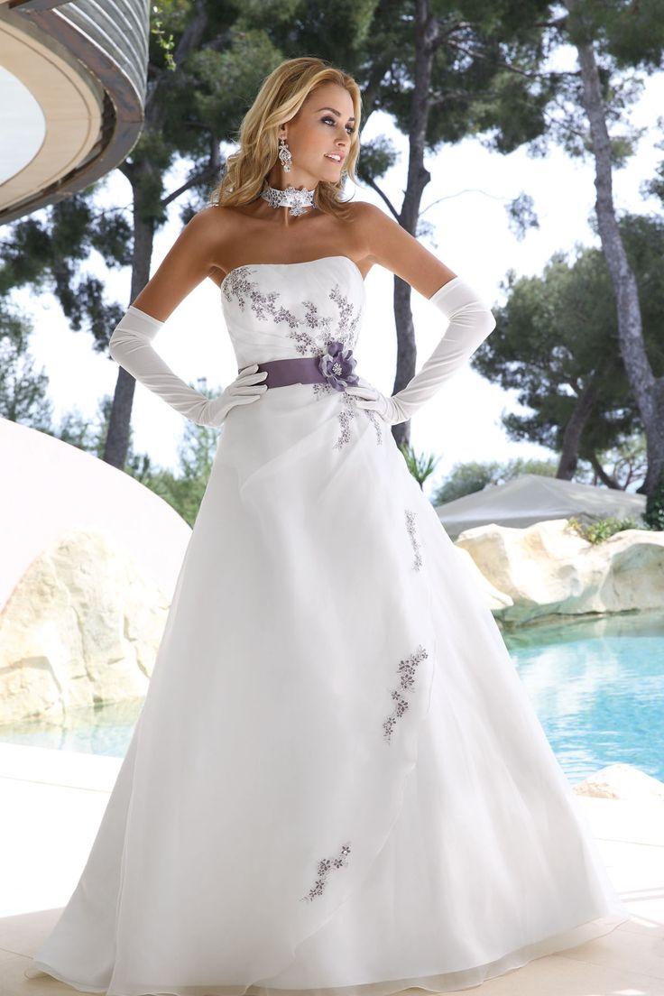 160 best Brautkleider xxl images on Pinterest | Wedding dressses ...