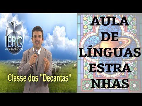 Pastor ensina a falar línguas estranhas e faz sucesso na internet - O Fuxico Gospel - Notícias Gospel, fotos, videos, polêmicas