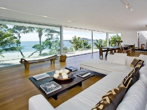 Is this the best living room view ever?