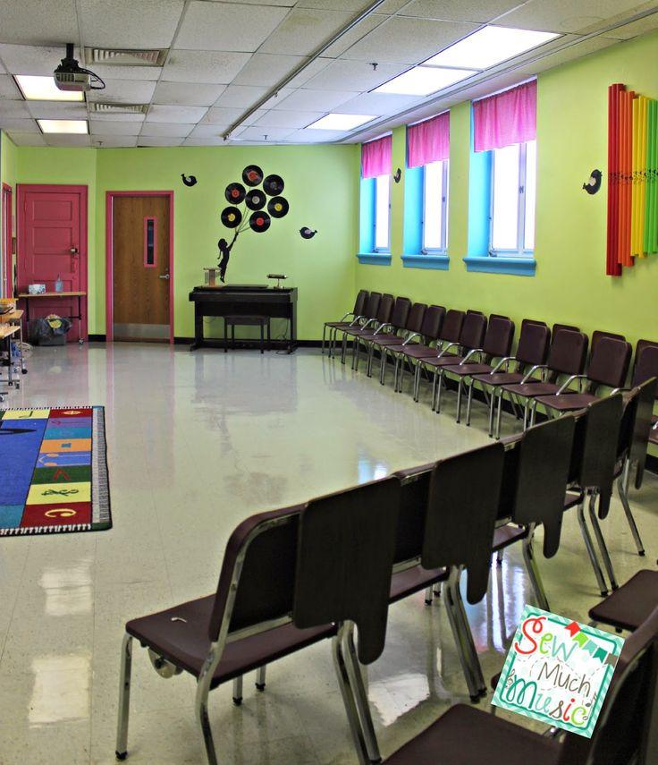 Sew Much Music-music classroom decor