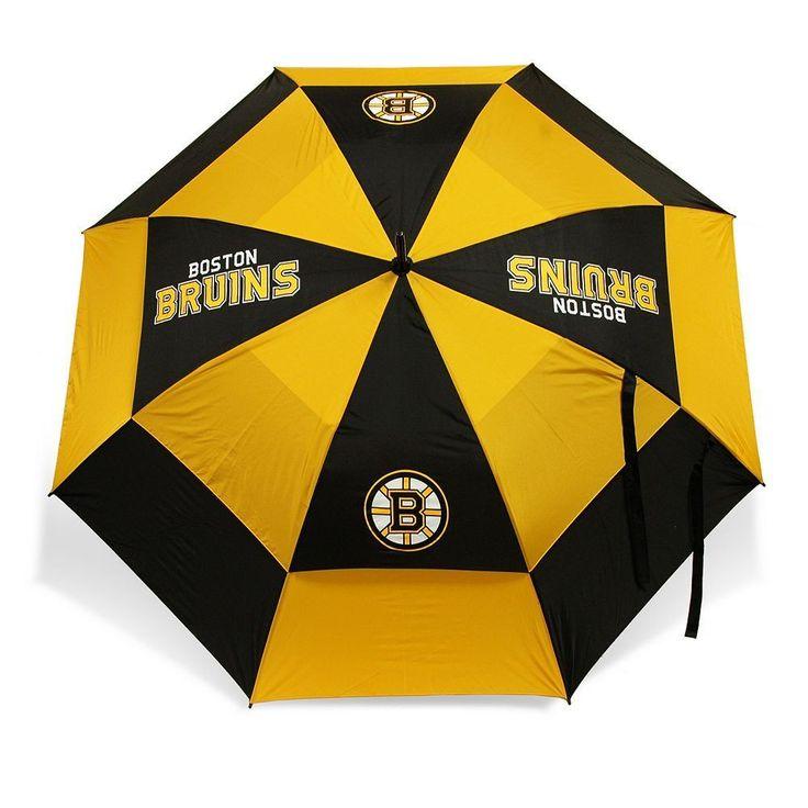 Team Golf Boston Bruins Umbrella golfumbrella Team Golf