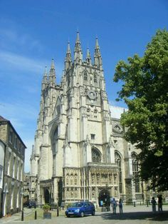 Canterbury Cathedral Kent England