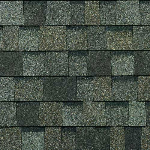 Owens Corning Duration Roof Shingle Colors - Driftwood