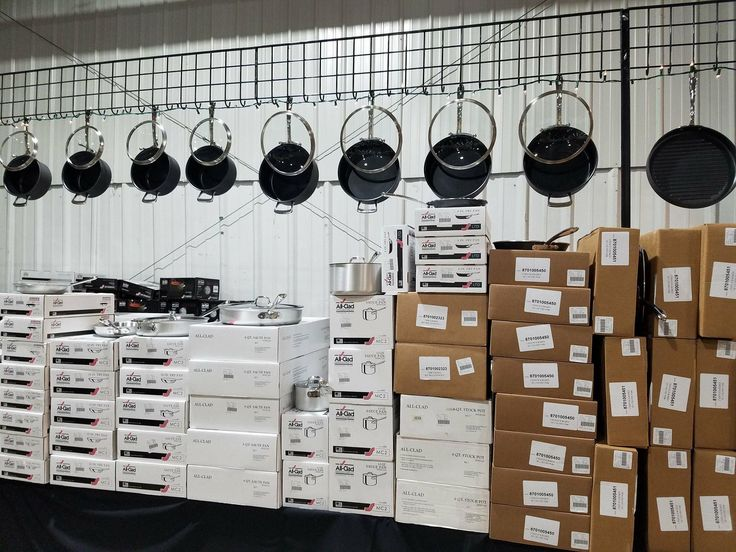 The cookware manufacturer All-Clad is based in southwestern Pennsylvania and offers a bi-annual seconds sale that everyone should check out for great deals!