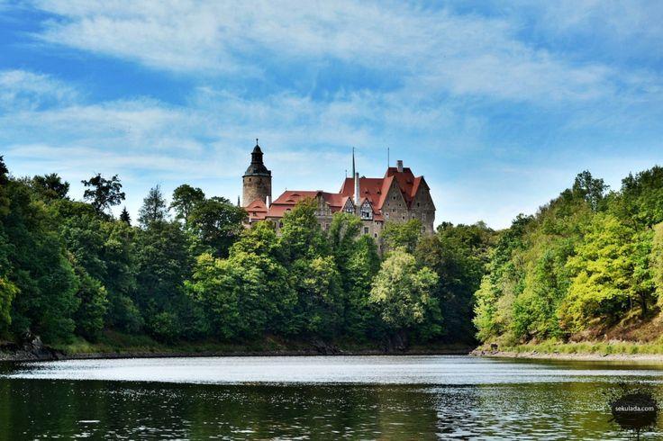 Czocha castle in Poland