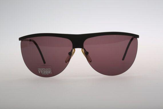 Gianfranco Ferre GFF 19/S / Vintage sunglasses / by CarettaVintage, $125.00