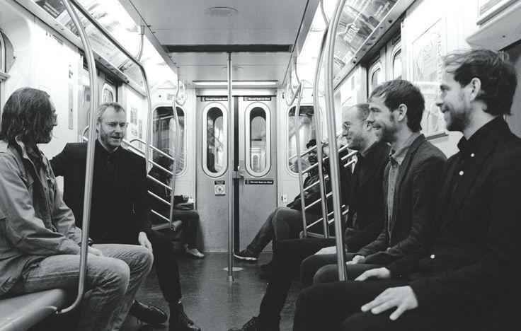 The National | Matt Berninger, Bryce Dessner, Aaron Dessner, Bryan Devendorf, Scott Devendorf