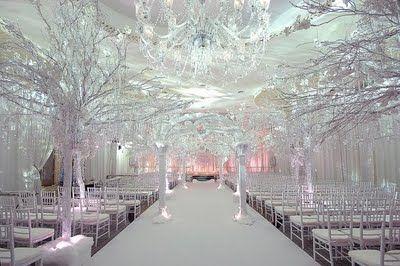 Winter Wedding Decorating Ideas