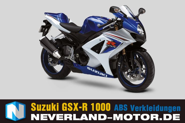 Suzuki GSXR 1000 Verkleidung