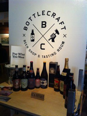 Photos for Bottlecraft Beer Shop and Tasting Room | Yelp