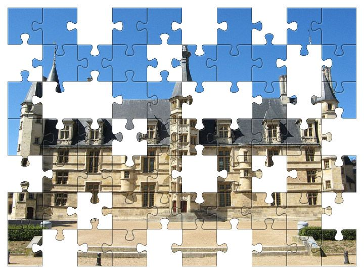 Free Jigsaw Puzzle Online - Ducal Palace