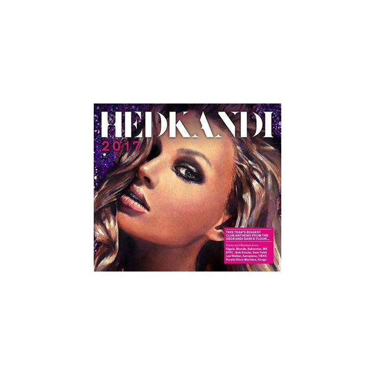 Hed Kandi 2017 & Various - Hed Kandi 2017 / Various (CD)