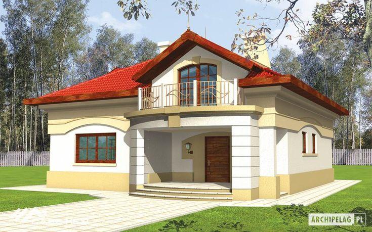 Aceasta cladire este o #casa cu mansarda proiectata pentru o familie de 5-6-persoane. Acesta este caracterizata prin #arhitectura unică avand forma clasică. Are o formă regulată, cu interior foarte functional.