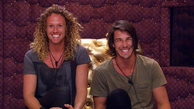 Tim & Drew Big Brother AUS 2013 ♥