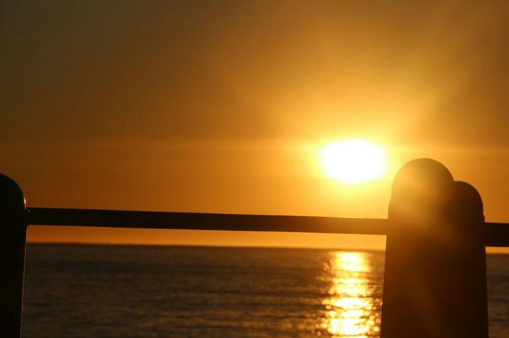 sunset@seapoint capetown