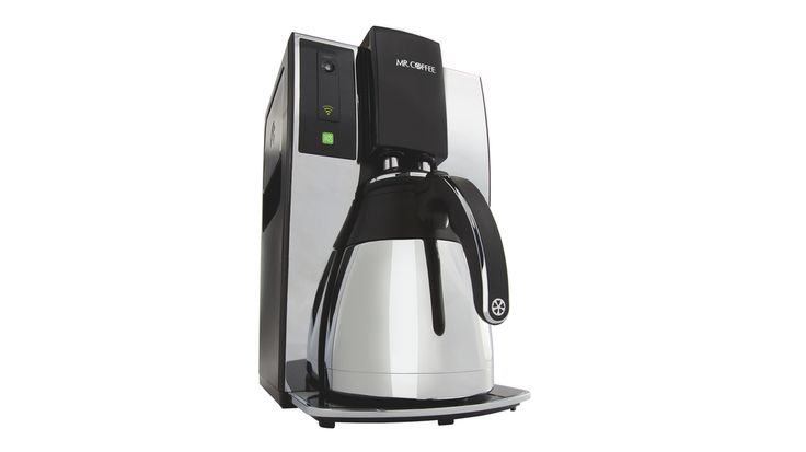 Belkin and Jarden Mr. Coffee Smart Coffee Maker - http://DesireThis.com/3336 - WeMo, the home automation ecosystem from Belkin International, and Mr. Coffee, America's original coffeemaker, have announced the availability of the Mr. Coffee Smart Coffee maker Enabled with WeMo. The third product stemming from a collaboration between WeMo and Sunbeam. The Mr. Coffee Smart Coffeemaker enabled with WeMo is a smartphone-controllable coffeemaker which gives users remote access to a