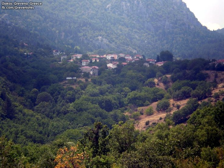 Ziakas - Ζιάκας www.facebook.com/greveniotes