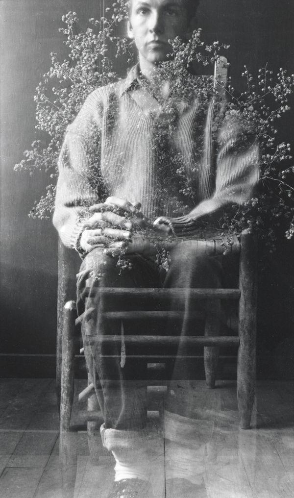 Self Portrait -Robert Rauchenberg.