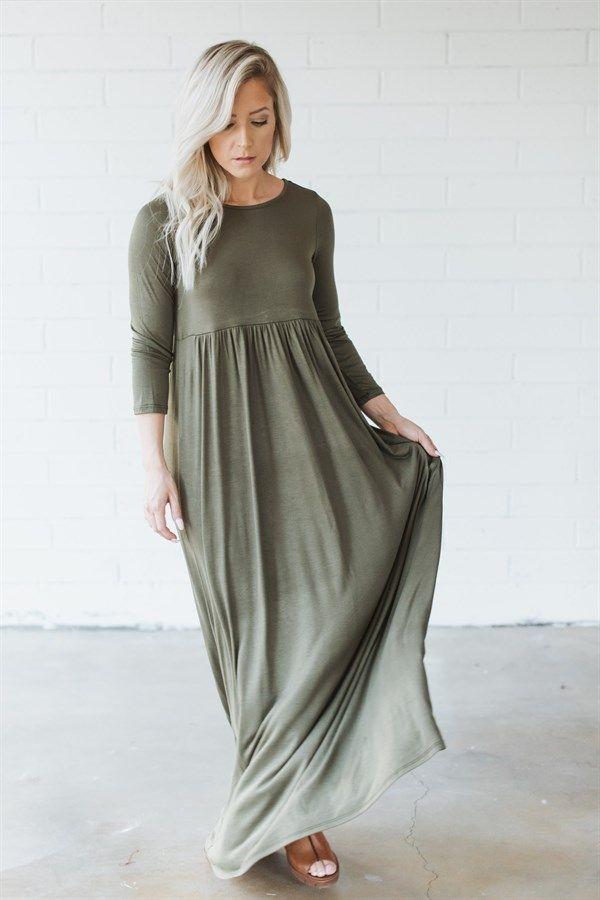 Karly maxi dress