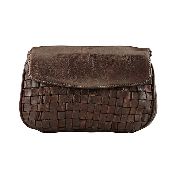 Playful nature, small bag, style 11048. Mocca.