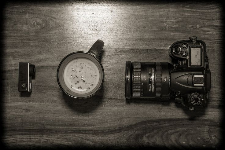 https://flic.kr/p/21P7xeM | GoPro vs Nikon | David vs Goliath.....:)
