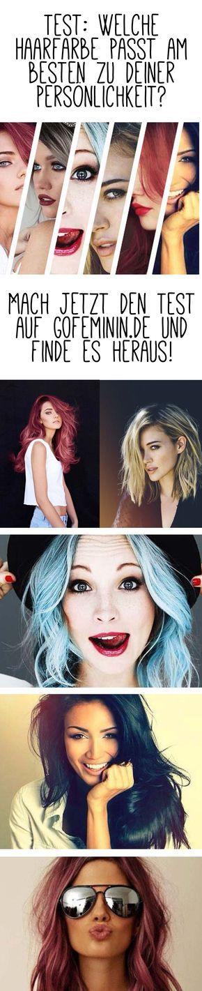 Die besten 25+ Farbe Persönlichkeitstest Ideen auf Pinterest - farben test farbtyp einrichtung