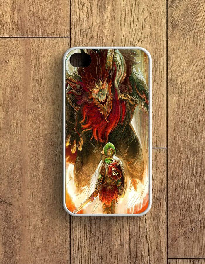 Zelda Legend Of Zelda The Majora Mask iPhone 4 | 4S Case
