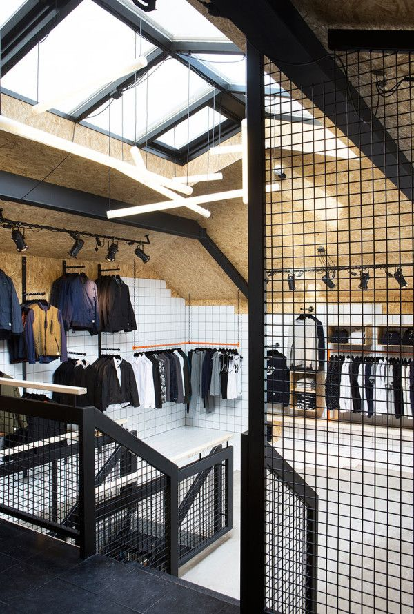 SUIT Store Reykjavík by HAF Studio