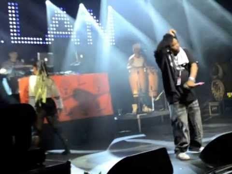 Norlan 'El Misionario' Live (Intro & Rapapam Girl) 22.6.13 @ The Circus,...