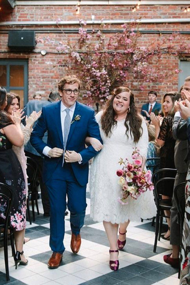 SNL's Aidy Bryant Marries Longtime Boyfriend Conner O'Malley — See ...