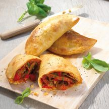 Weight Watchers Mini Calzone (kleine gevulde pizza's) - 5pt