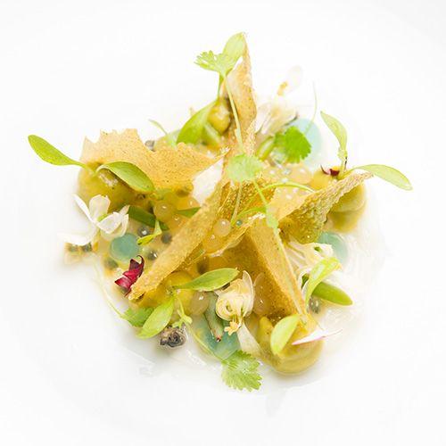 Scallops tempura @ The Kitchen Table Oranjestad