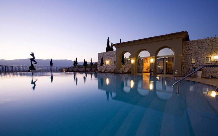 Hotel en la Costa Azul:  Le Mas Candille #LeMasCandille está #Cannes #villa #vistas #PreAlpes #spa #piscinas #jacuzzis #jardín #Mougins #Picasso #Hotel #costaAzul