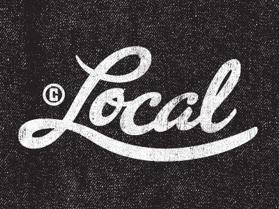 Dribbble - Local by Kendrick Kidd
