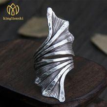 Оптовая продажа ручной работы серебряное кольцо мужчины и женщины модели, сделать старый ретро 925 серебряных открытым указательный палец кольца (США Размер)(China (Mainland))