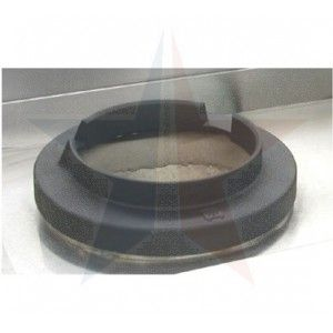 """Town 229124 Wok Ring 22"""" to 12"""", Cast Iron"""