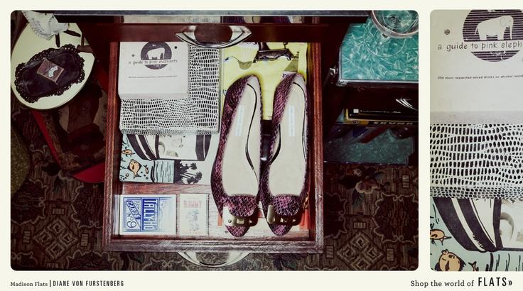 Madison Flats by Diane Von Furstenberg
