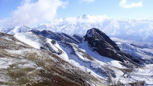 Travel tip: Destinations worth checking out in 2015: 8. Iran #skiing #Middle #East #KILROY