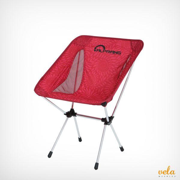 silla camping plegable barata
