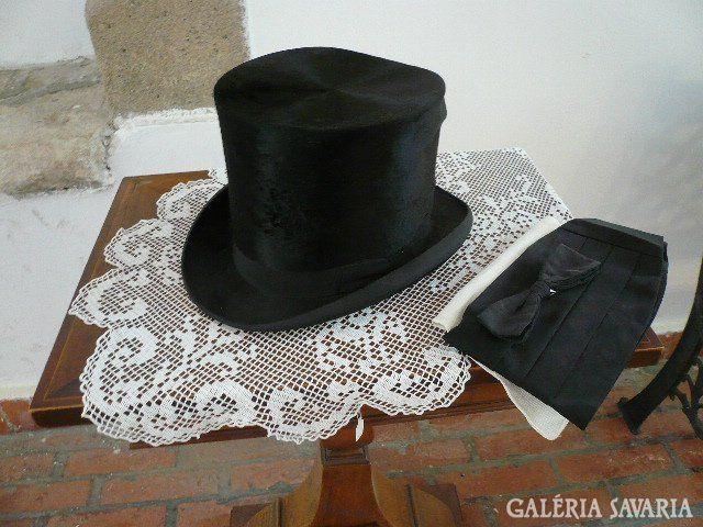 Antik cilinder, kalap