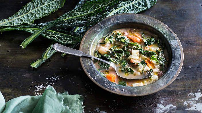 Ribollita recipe : SBS Food. Listen to the audio recipe.