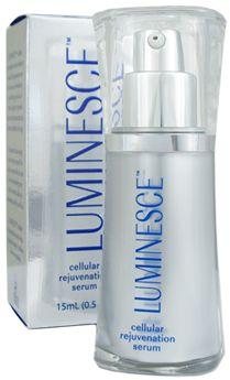 Luminesce cellular rejuvenation serum by Jeunesse Global.