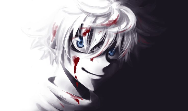 Killua Zoldyck Hunter x Hunter Anime, Hunter x hunter